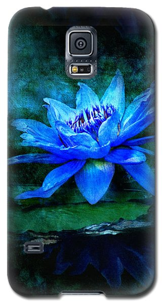 Blue Mist Galaxy S5 Case