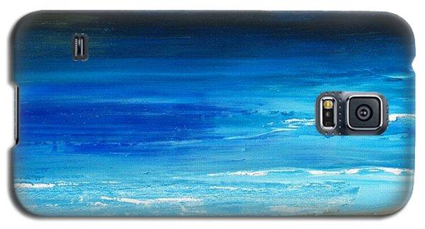 Blue Mist Over Nantucket Island Galaxy S5 Case