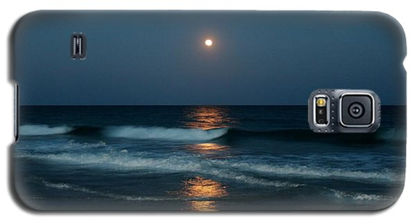 Blue Moon Galaxy S5 Case by Cynthia Guinn
