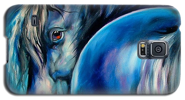 Blue Moon Galaxy S5 Case