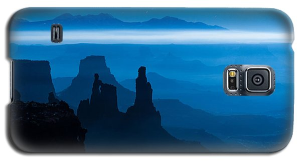 Blue Moon Mesa Galaxy S5 Case