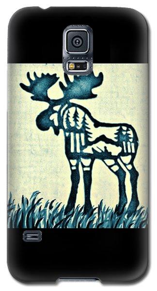 Blue Moose Galaxy S5 Case