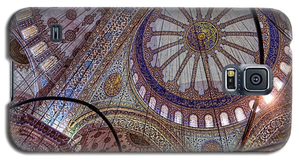 Blue Mosque Istanbul Galaxy S5 Case