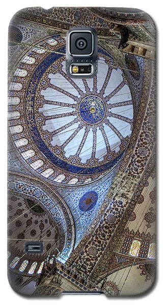 Galaxy S5 Case featuring the photograph Blue Mosque by Ross Henton
