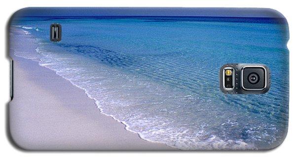 Blue Mountain Beach Galaxy S5 Case