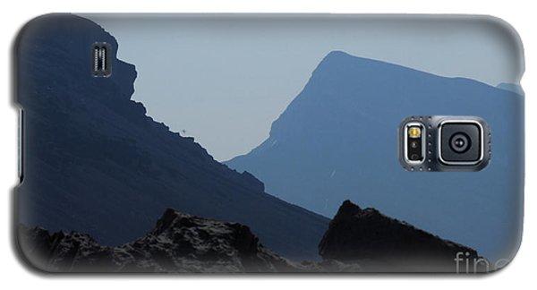 Blue Mountains Galaxy S5 Case