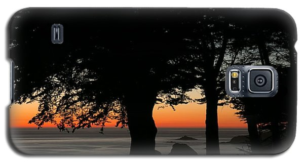 Blue Pacific At Sunset Galaxy S5 Case