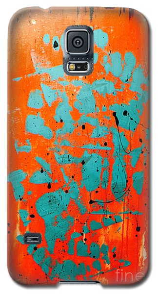 Blue Pagoda Galaxy S5 Case