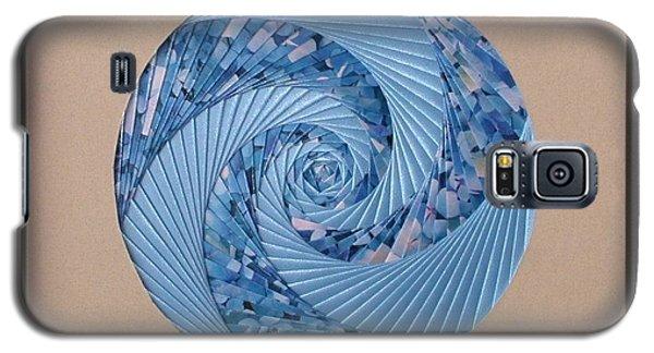Blue Pool Galaxy S5 Case by Ron Davidson