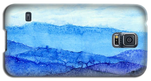 Blue Ridge Mountains Galaxy S5 Case