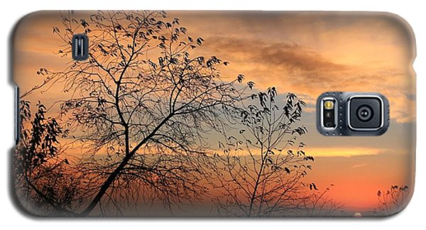 Galaxy S5 Case featuring the photograph Blue Ridge Sunrise by Mountains to the Sea Photo