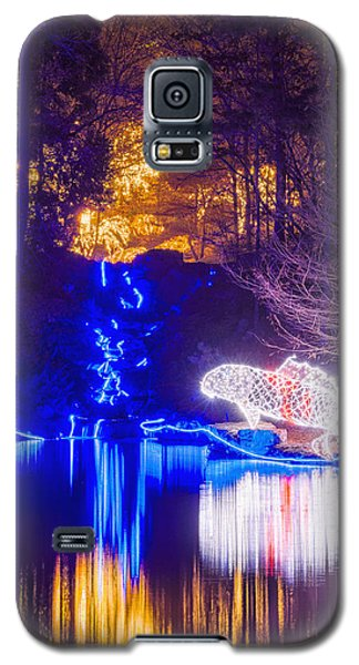 Blue River - Crop Galaxy S5 Case