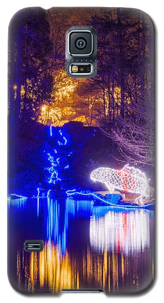 Blue River - Full Height Galaxy S5 Case