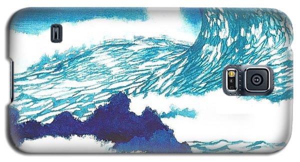 Blue Roar Galaxy S5 Case