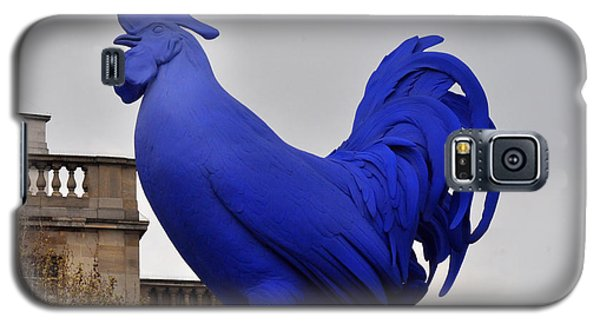 Blue Rooster In Trafalgar Square London Galaxy S5 Case