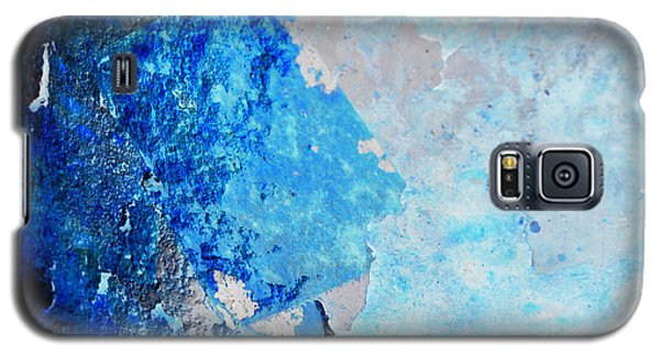 Galaxy S5 Case featuring the photograph Blue Rust by Randi Grace Nilsberg