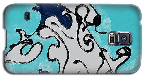 Blue Sea 1 Galaxy S5 Case