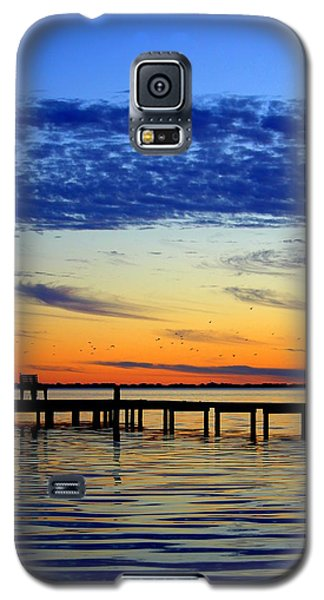 Galaxy S5 Case featuring the photograph Blue Sky by Faith Williams