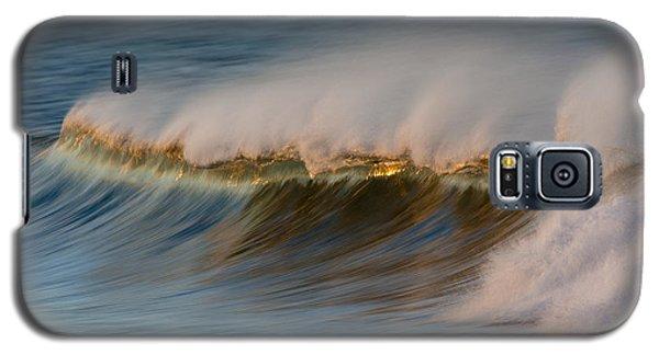 Blue Slider  73a1905 Galaxy S5 Case