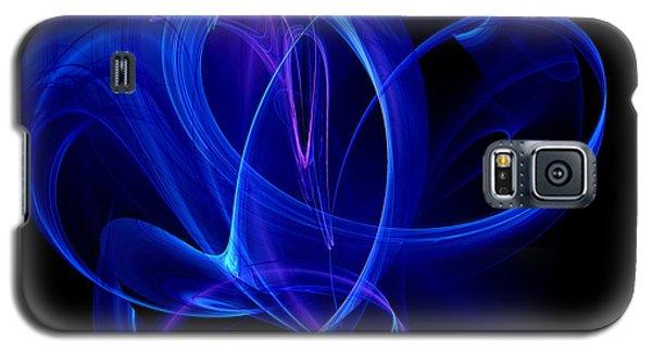 Blue Spirit Galaxy S5 Case by Hanza Turgul