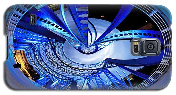 Blue Steel Galaxy S5 Case