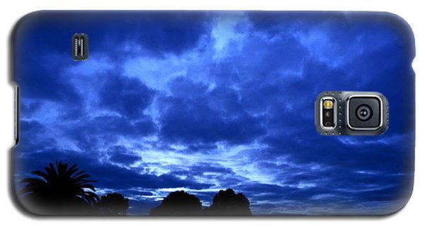 Blue Storm Rising Galaxy S5 Case by Mark Blauhoefer