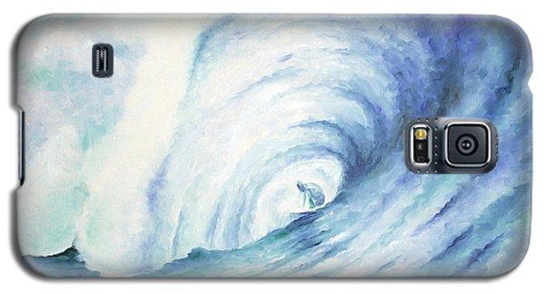 Blue Tube Galaxy S5 Case
