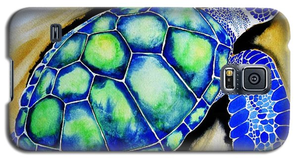Blue Turtle Galaxy S5 Case