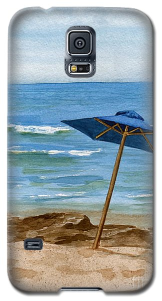 Blue Umbrella Galaxy S5 Case