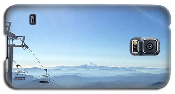 Blue Yonder Galaxy S5 Case