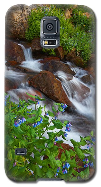 Bluebell Creek Galaxy S5 Case