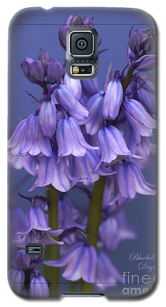Bluebell Days Galaxy S5 Case