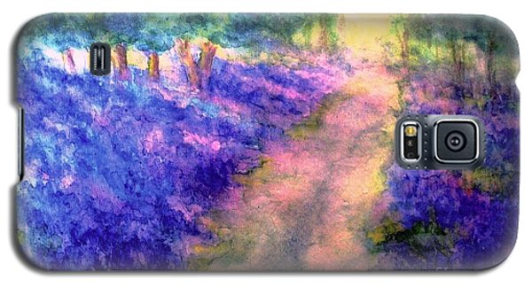 Bluebell Woods Galaxy S5 Case by Hazel Holland