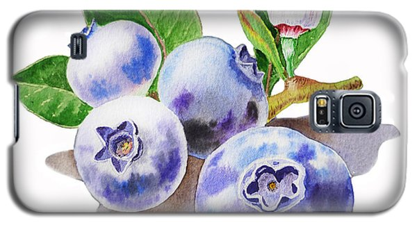 Artz Vitamins The Blueberries Galaxy S5 Case