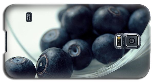 Blueberries Galaxy S5 Case