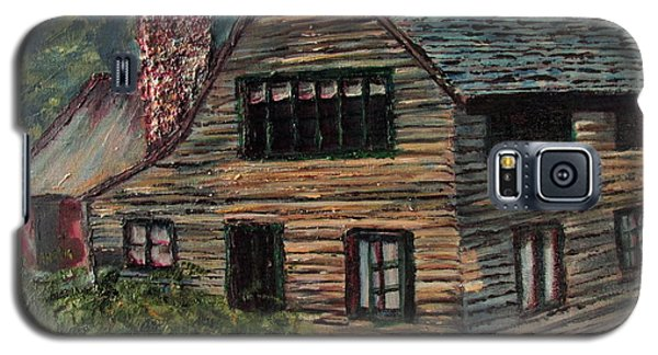 Blueberry Cottage At Twin Lake Village Galaxy S5 Case