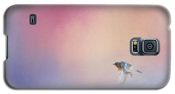 Bluebird 1 - I Wish I Could Fly Series Galaxy S5 Case