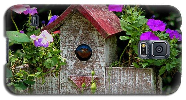Bluebird House Galaxy S5 Case