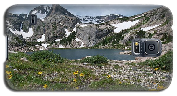 Bluebird Lake - Colorado Galaxy S5 Case