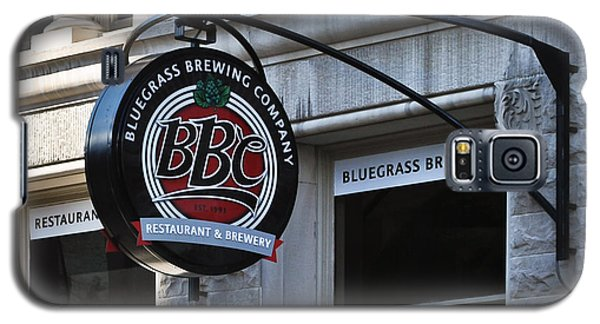 Galaxy S5 Case featuring the photograph Bluegrass Brewing Company by Greg Jackson