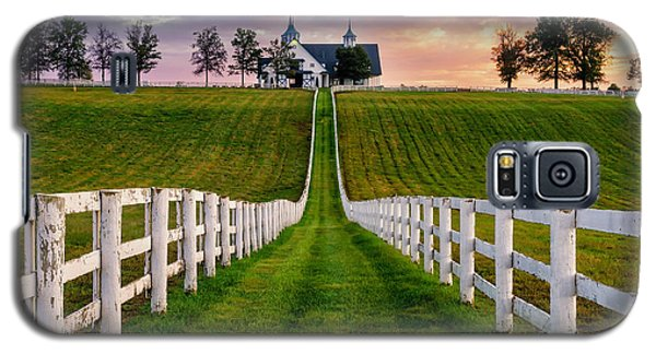 Bluegrass Farm Galaxy S5 Case