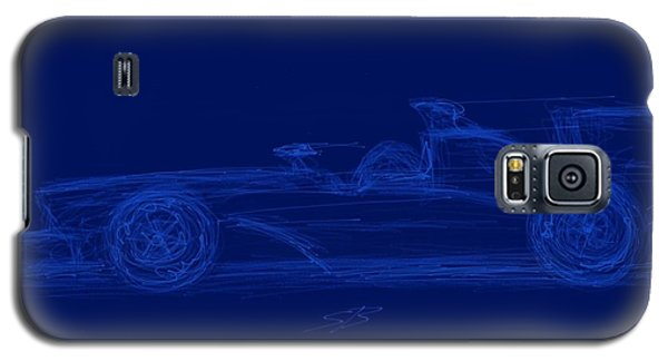 Blueprint For Speed Galaxy S5 Case