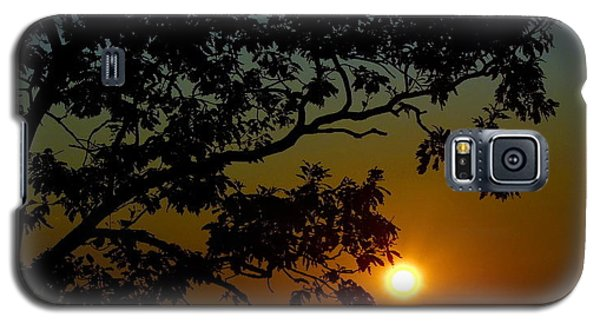 Blueridge Sunset Galaxy S5 Case