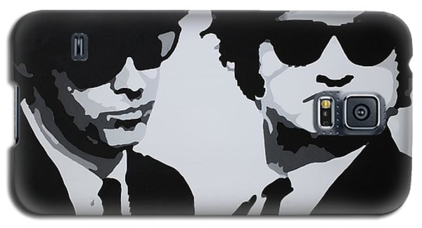 Blues Brothers Galaxy S5 Case by Katharina Filus
