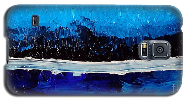 Blues Galaxy S5 Case