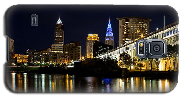 Blues In Cleveland Ohio Galaxy S5 Case