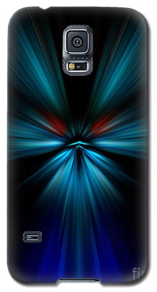 Blues Galaxy S5 Case by Trena Mara