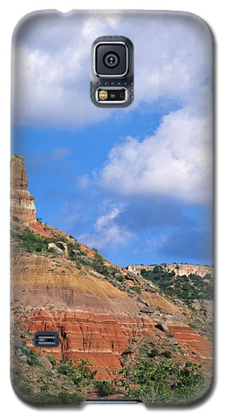 Bluffs In The Glass Mountains Galaxy S5 Case