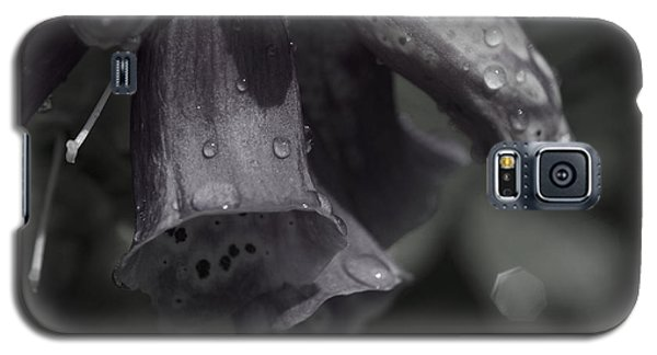 Flowers And Tiny Water Droplets Galaxy S5 Case