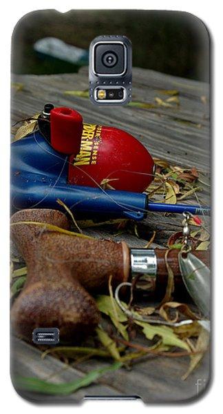 Blured Memories 01 Galaxy S5 Case by Peter Piatt